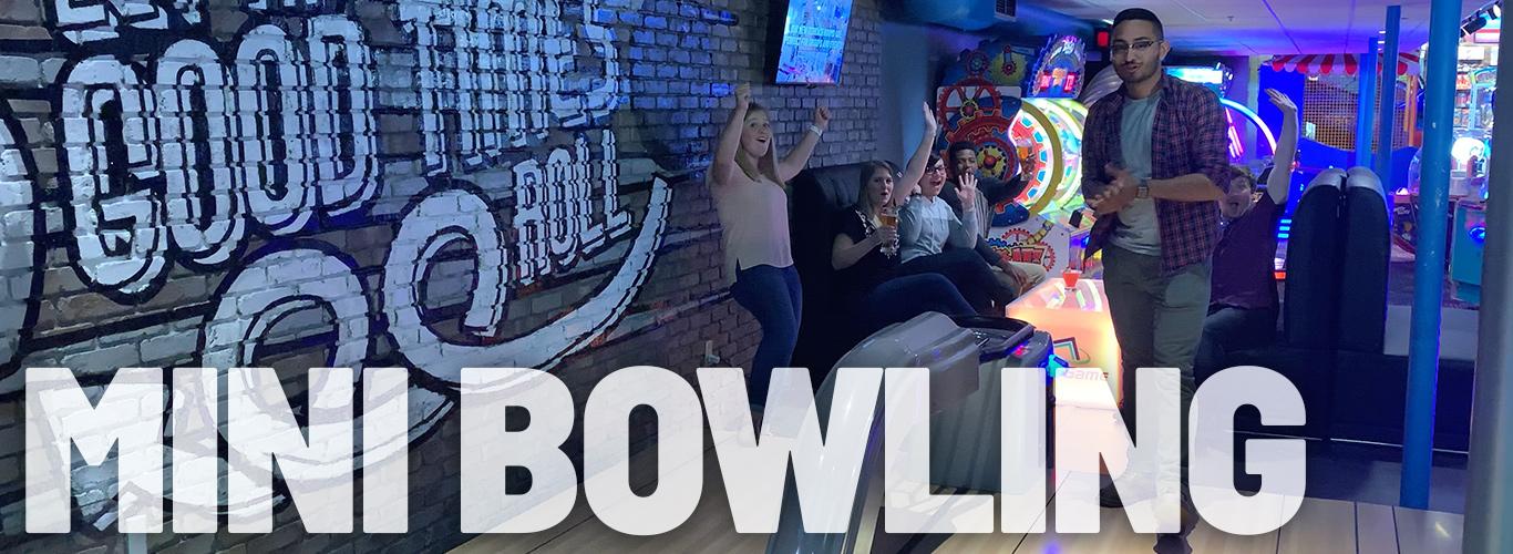 Mini Bowling in Crestwood, IL