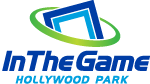In The Game Hollywood Park Logo