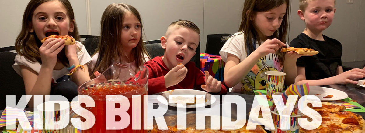 The Best Kid's Birthday Parties in Chicagoland