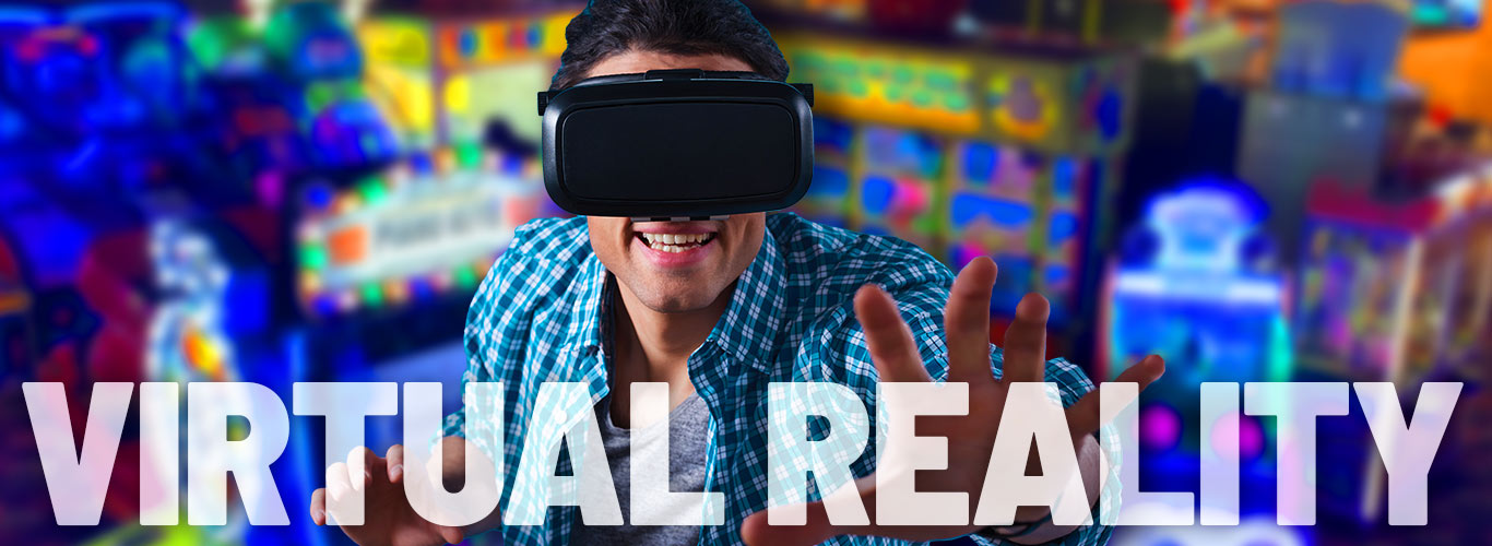 Virtual Reality Games at In The Game Hollywood Park